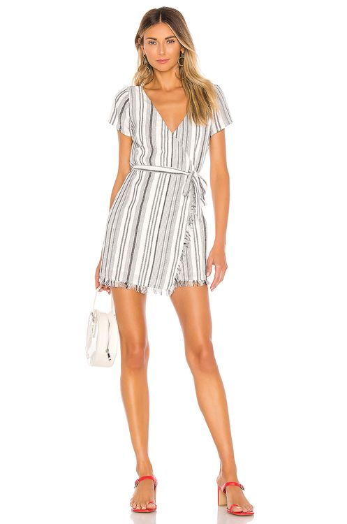 super down Trina Wrap Dress