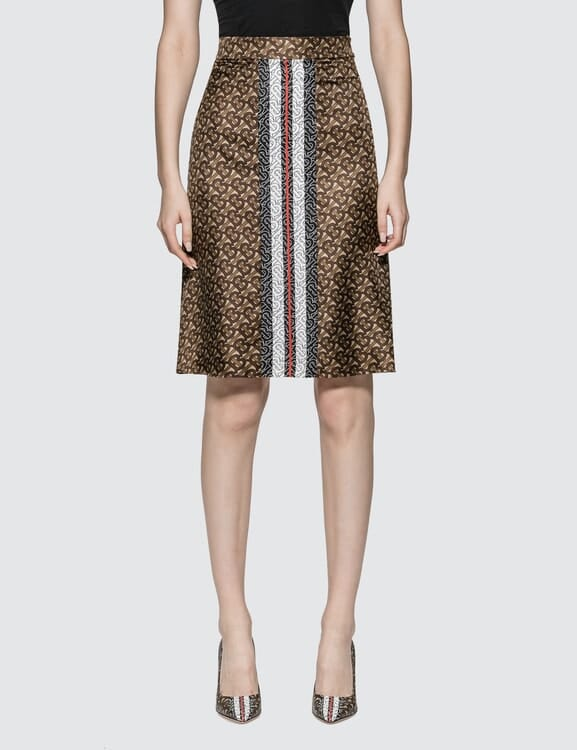 Burberry Steph Skirt