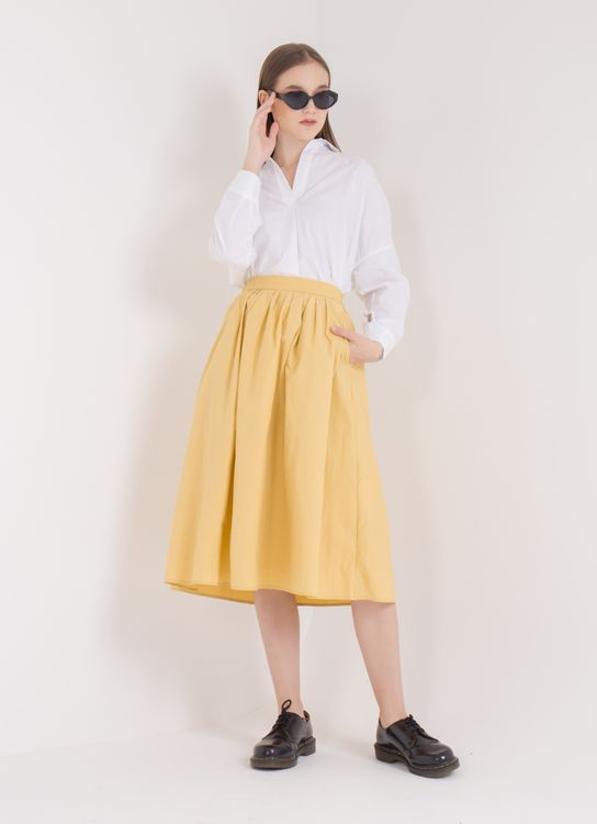 American Holic Andrea Skirt - Yellow