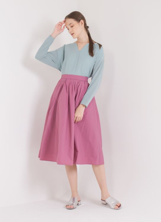 American Holic Andrea Skirt - Pink