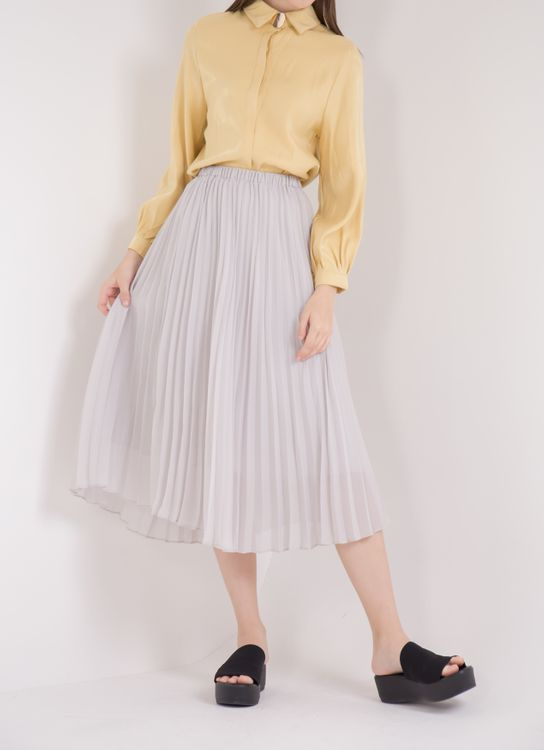 American Holic Jordan Skirt - Gray