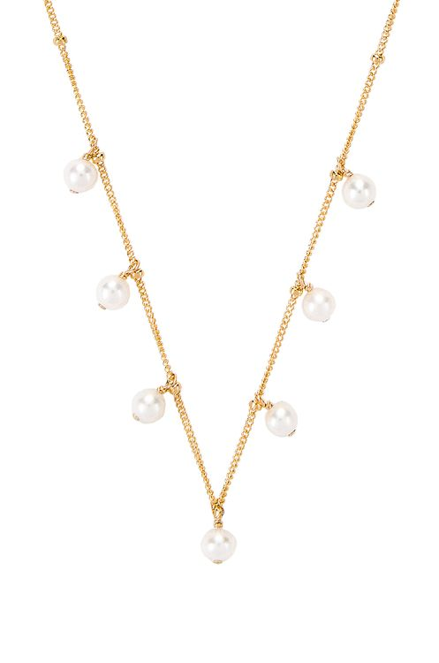 Paradigm Pearl Shaker Necklace