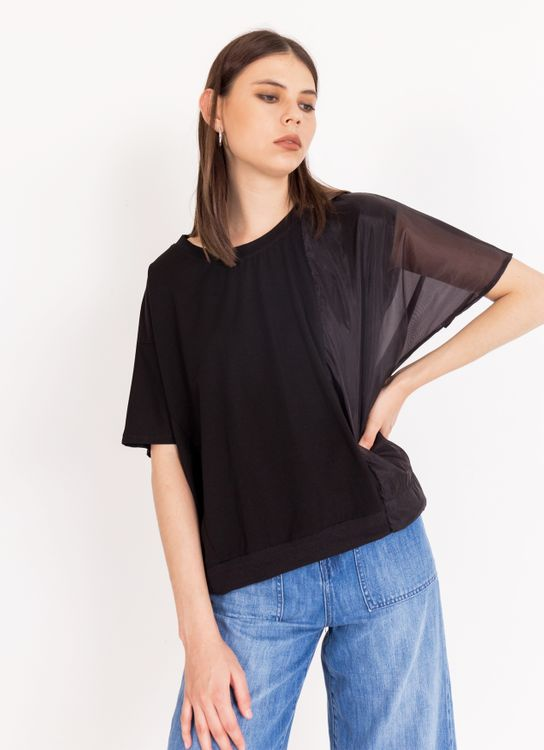 BOWN Edwin Top - Black