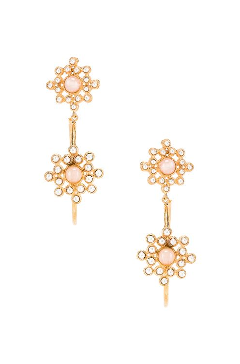 Christie Nicolaides Rosa Maria Hoop Earrings