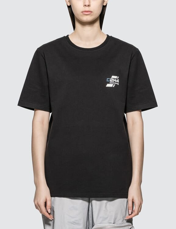 C2H4 Los Angeles Company Logo T-shirt