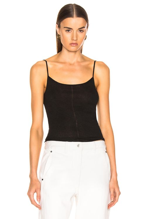 Lemaire Second Skin Tank Top