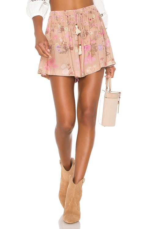 Spell & The Gypsy Collective Wild Bloom Shorts