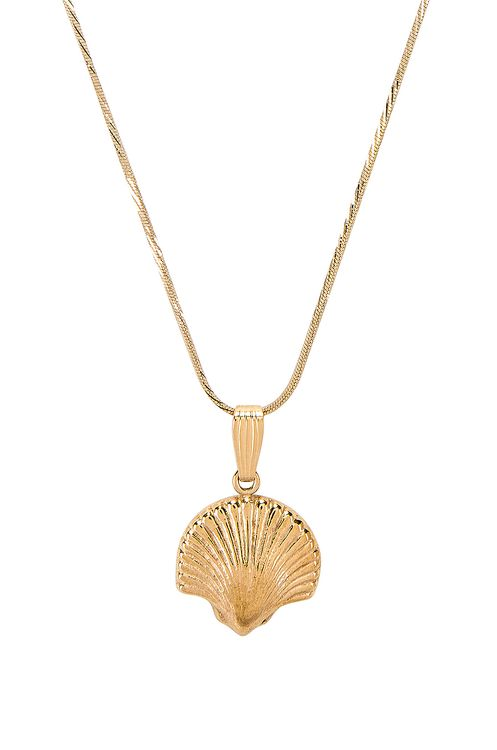 Paradigm Scallop Necklace