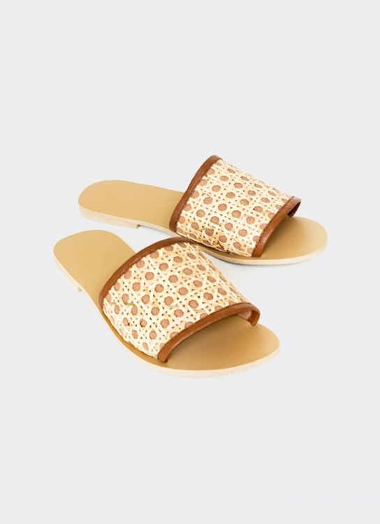 Hello Alice Gaia Resort Sandal - Brown