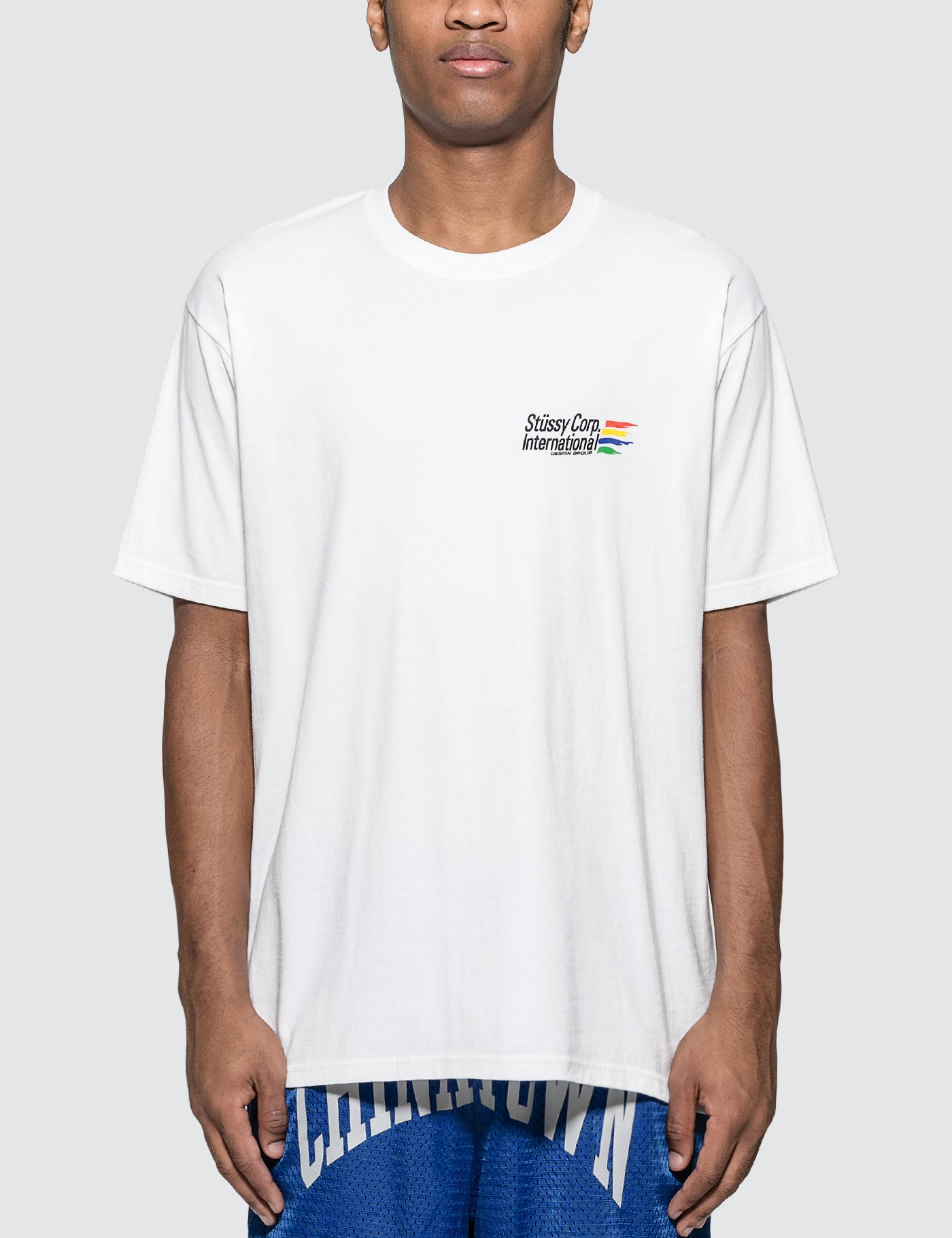 Stussy International Corp. T-shirt