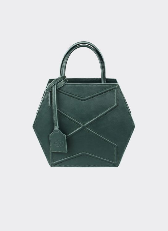 ORU Yuna Hand Bag Mini - Dark Green