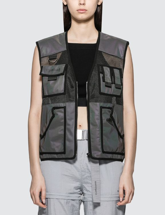 Wasted Paris Tactical Pocket Vest