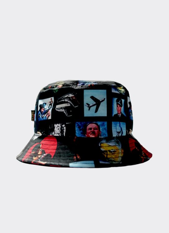 Cool Caps Fantasy Bucket Hat - Black