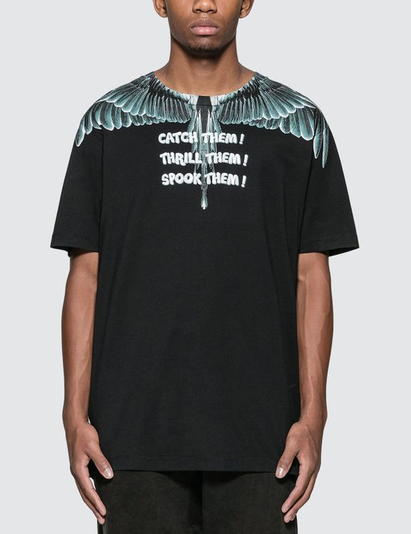MARCELO BURLON Catch Them Wings T-Shirt