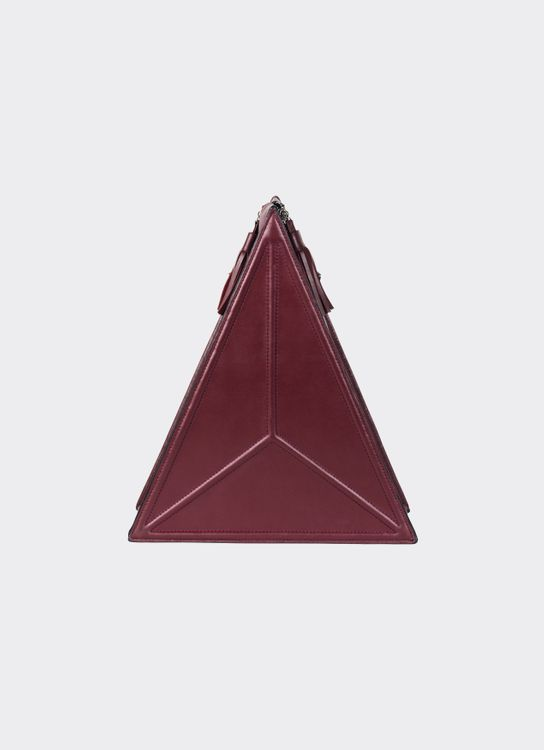 Oru Hanna Medium  Backpack - Dark Maroon