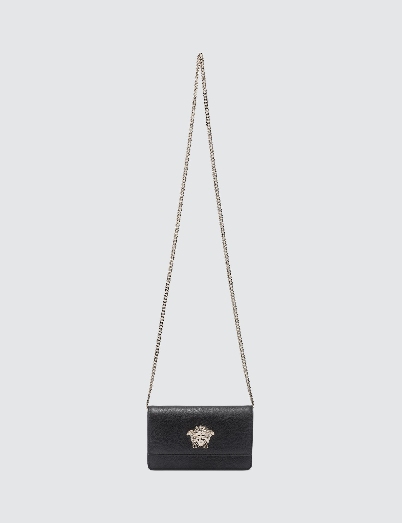564f6acdab Small Palazzo Evening Bag, Versace