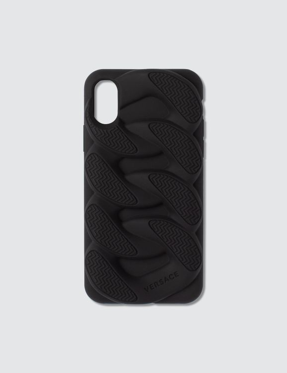 Versace Chain Reaction Iphone X Case
