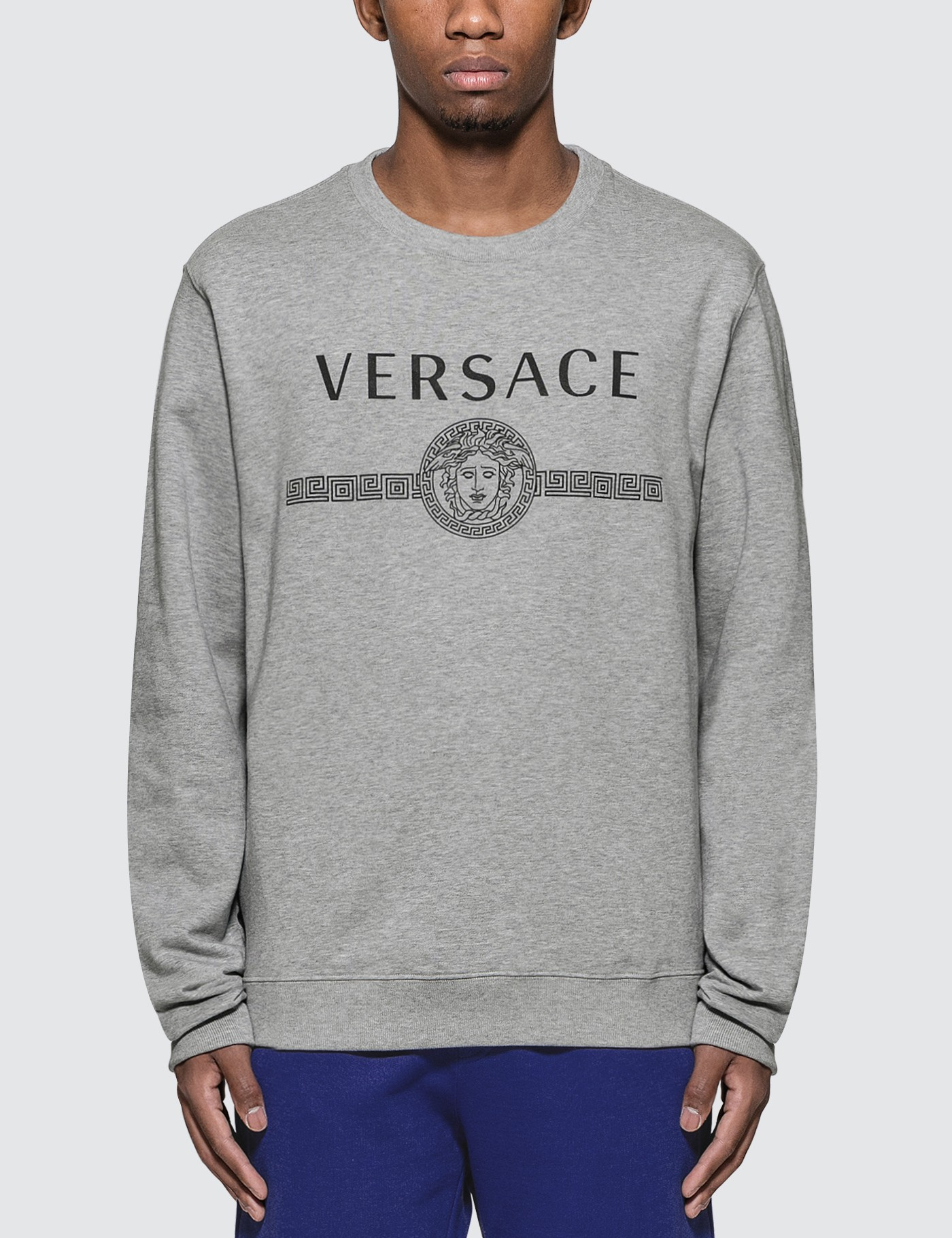 3dee9452 Buy Original Versace Font S/S T-Shirt at Indonesia | BOBOBOBO