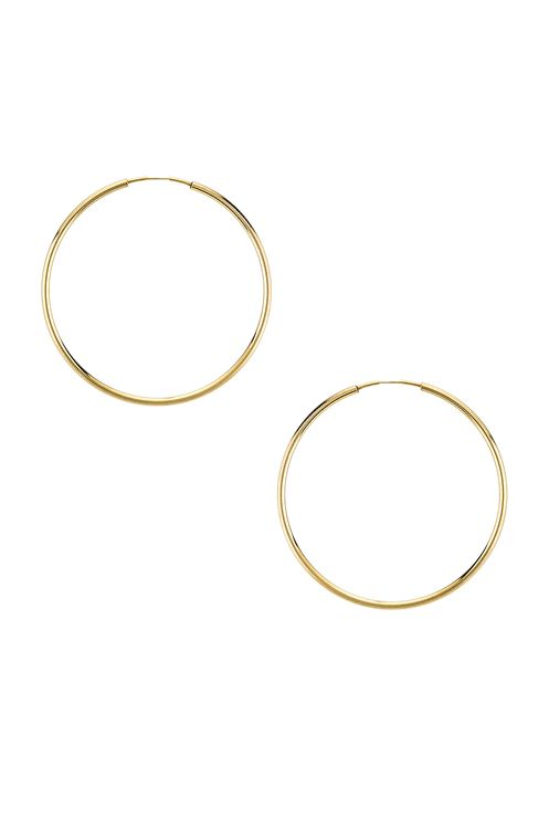 The M Jewelers NY The Chrystie Essential Hoops