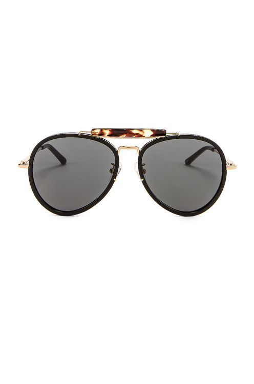 Dries Van Noten Aviator Sunglasses