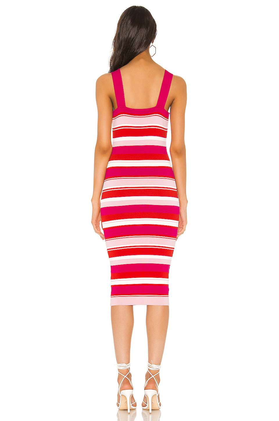Bardot Multi Stripe Dress