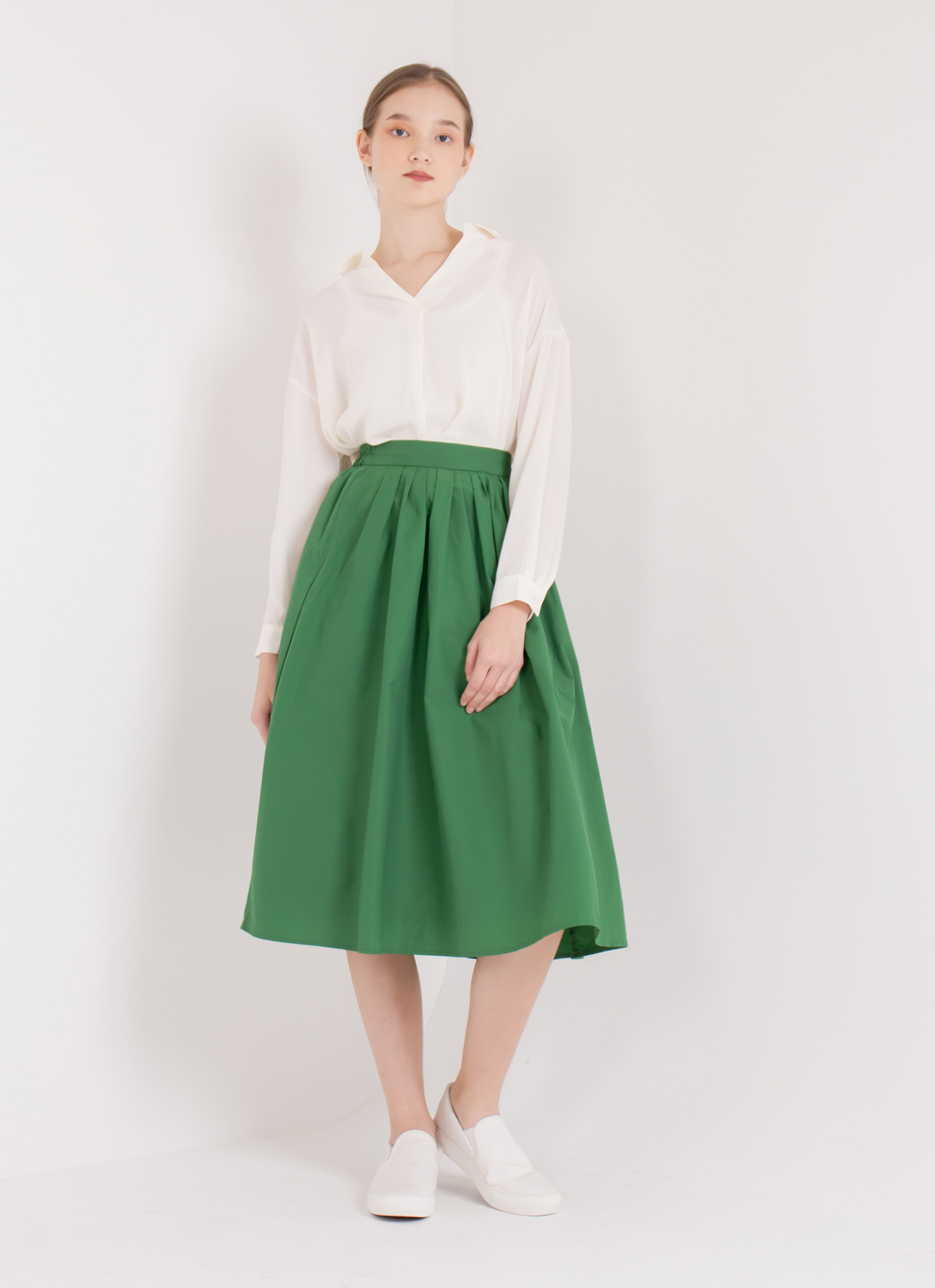 American Holic Andrea Skirt - Green