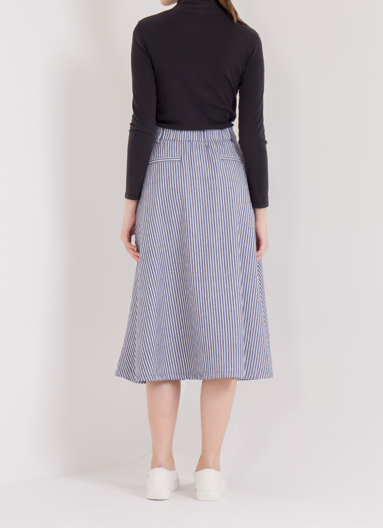 American Holic Julia Skirt - Stripe