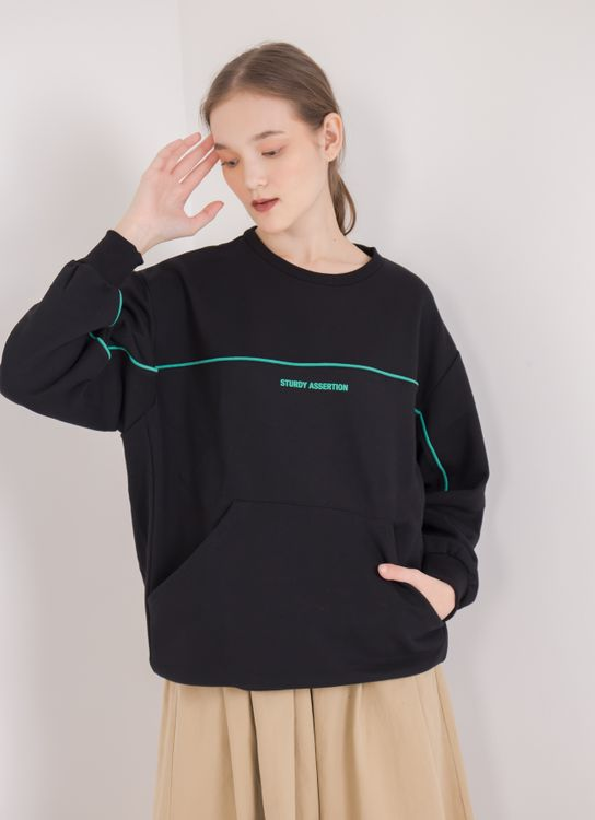 Nicoron Alma Sweater - Black