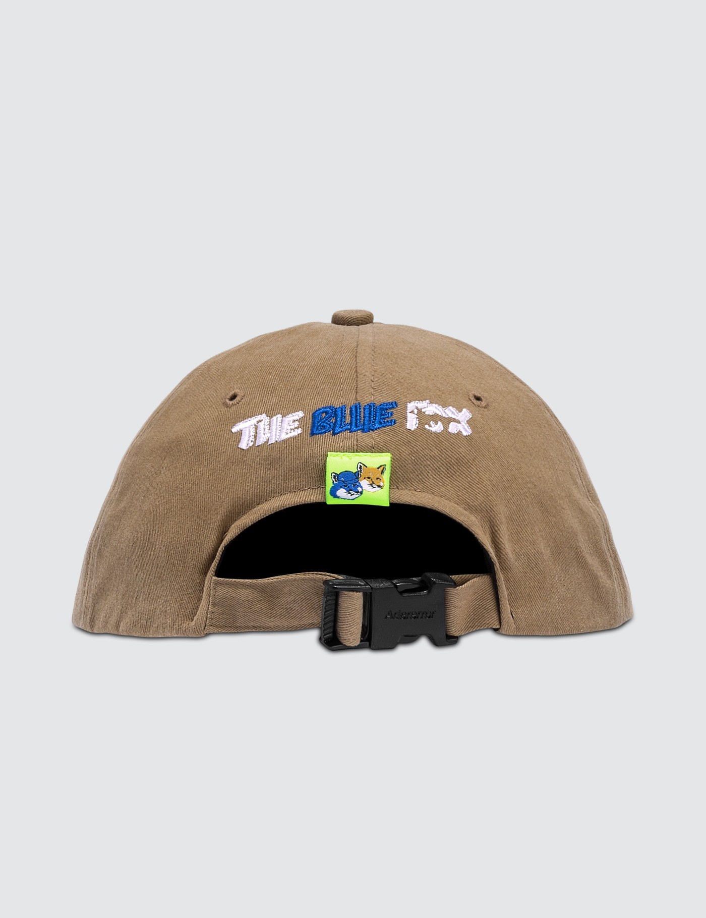MAISON KITSUNE Ader Error x  Fox Head Cap
