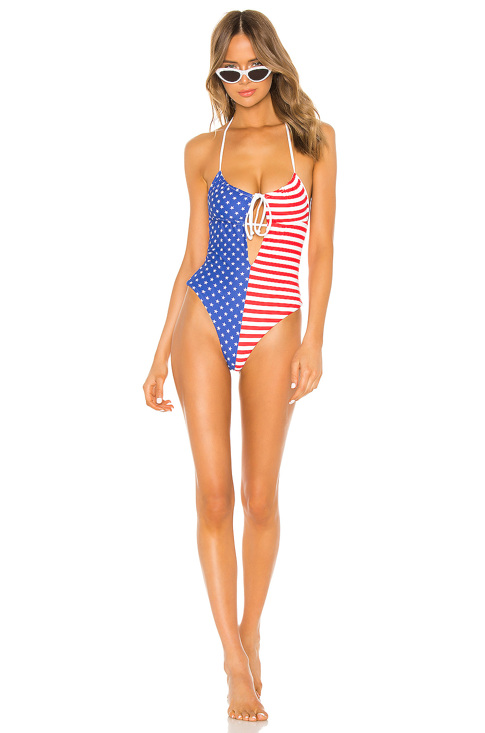 lovewave Stars & Stripes One Piece