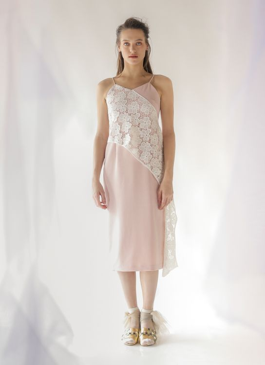 Fabrica Official Mabel Dress - Blush