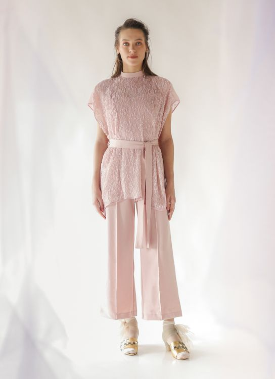 Fabrica Official Magee Jumpsuit - Blush