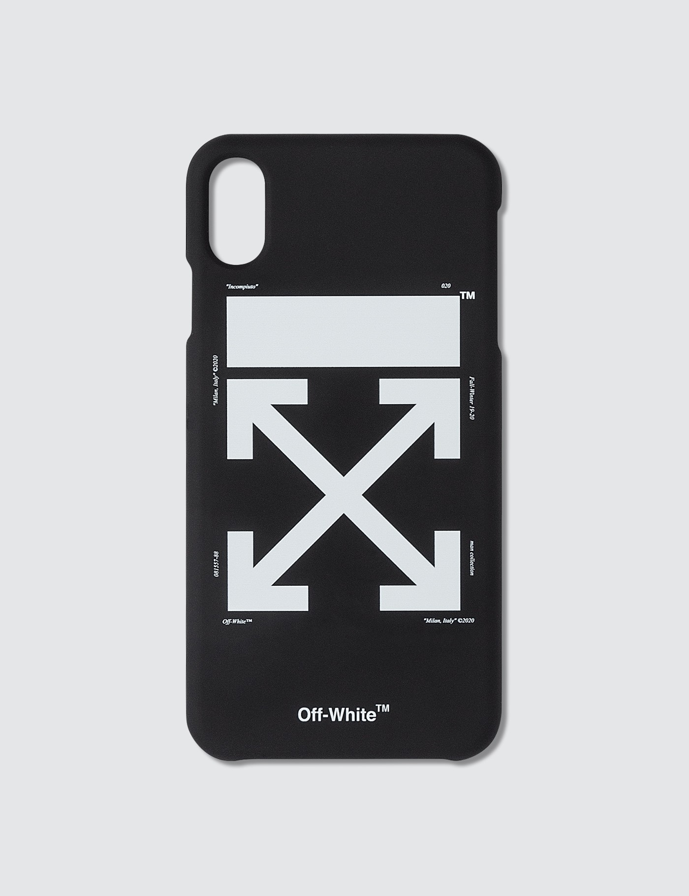 new product a0750 76d73 Arrow Iphone XS Max Case, Off-White