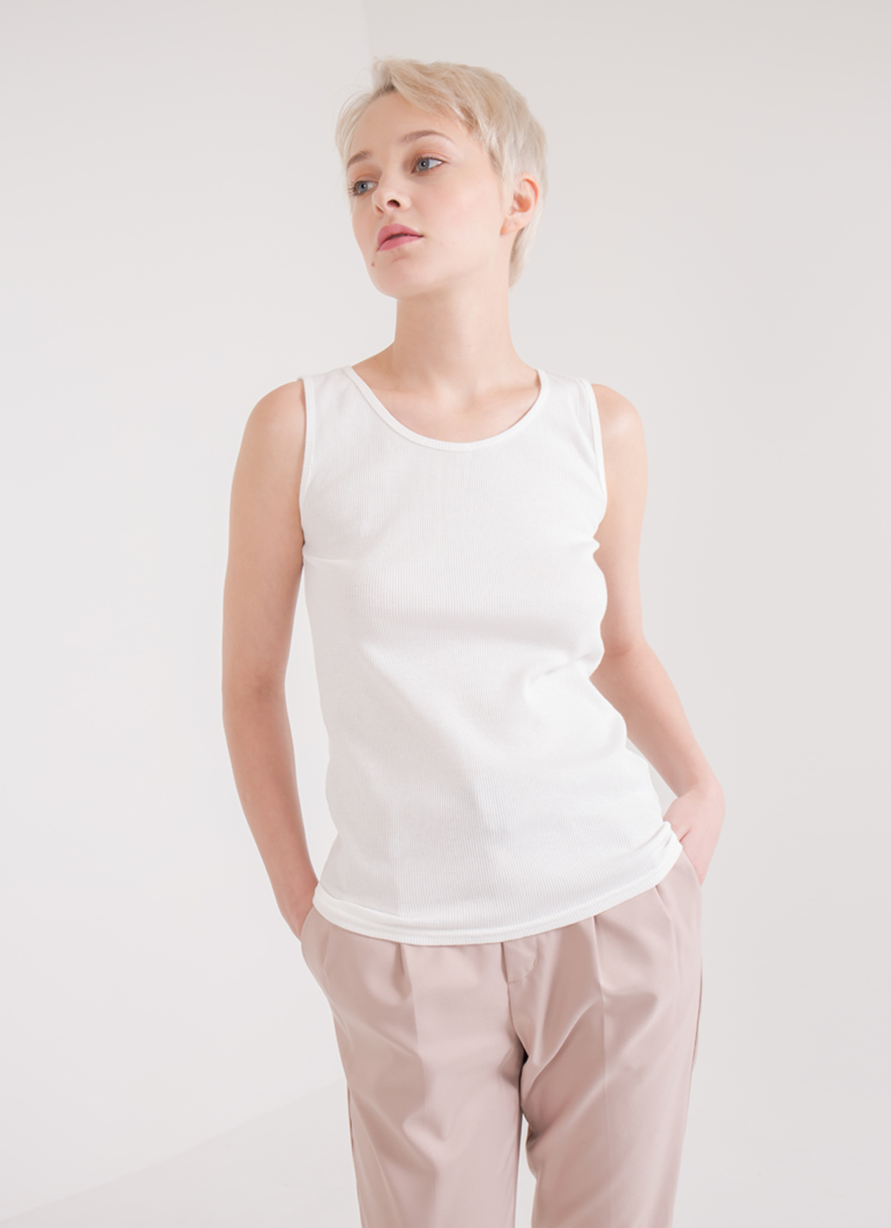 American Holic Sandy Top - Off White