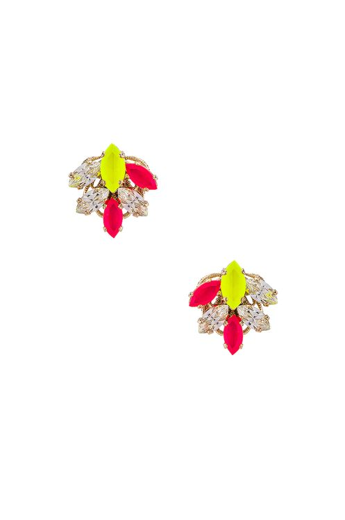 Anton Heunis Tiny Cluster Post Earring