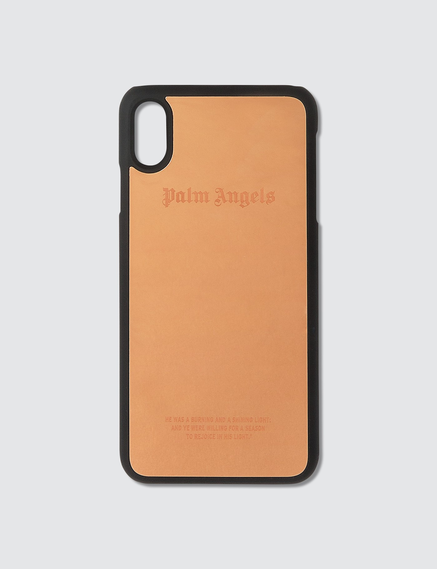new concept e7805 03605 Iphone Xs Max Case, Palm Angels