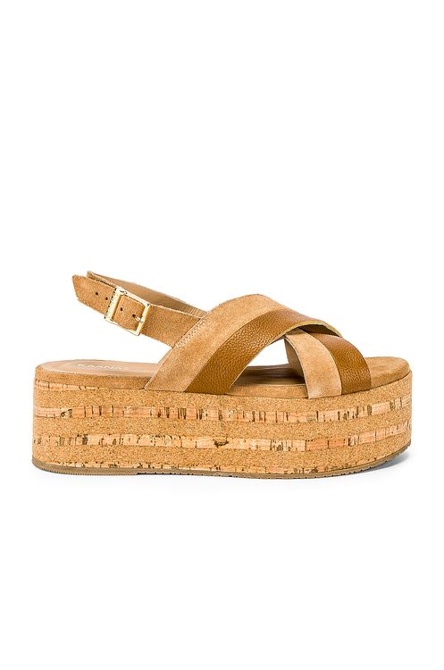 KAANAS Sydney Cross Over Sandal