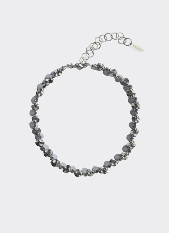 House of Jealouxy Josephine Choker - Gray