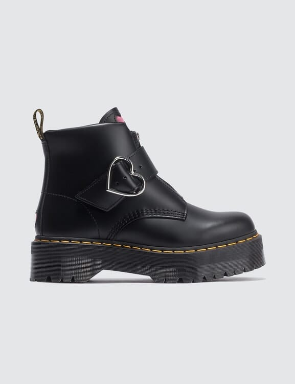 Dr. Martens Lazy Oaf X  Buckle Boots