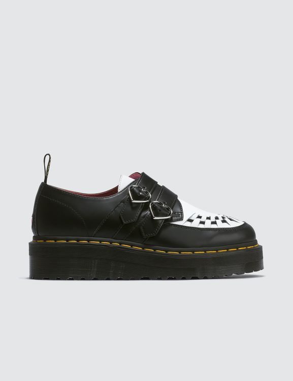 Dr. Martens Lazy Oaf X  Buckle Creeper