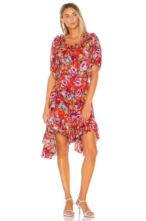 ICONS Objects of Devotion Babydoll Dress