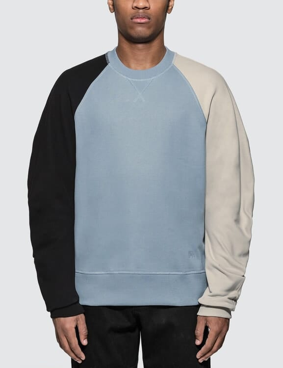 J.W.Anderson Colourblock Sweatshirt
