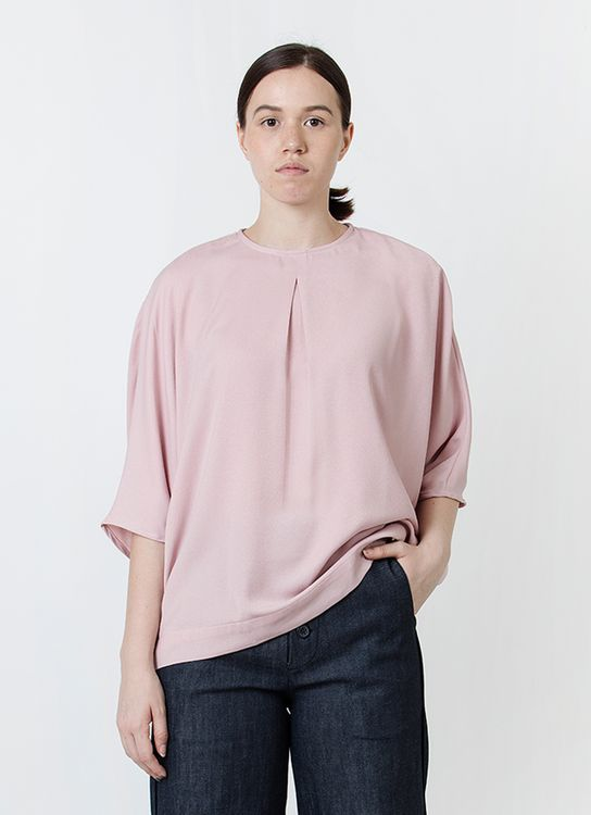Wastu Parachute Top - Pink