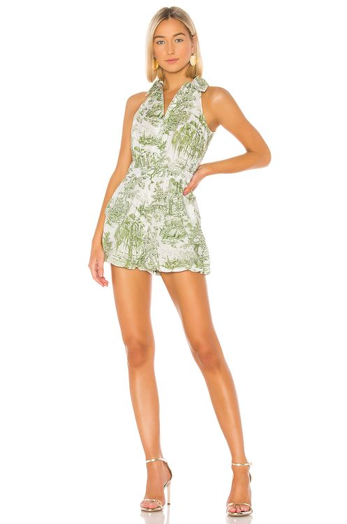 Petersyn Margo Romper
