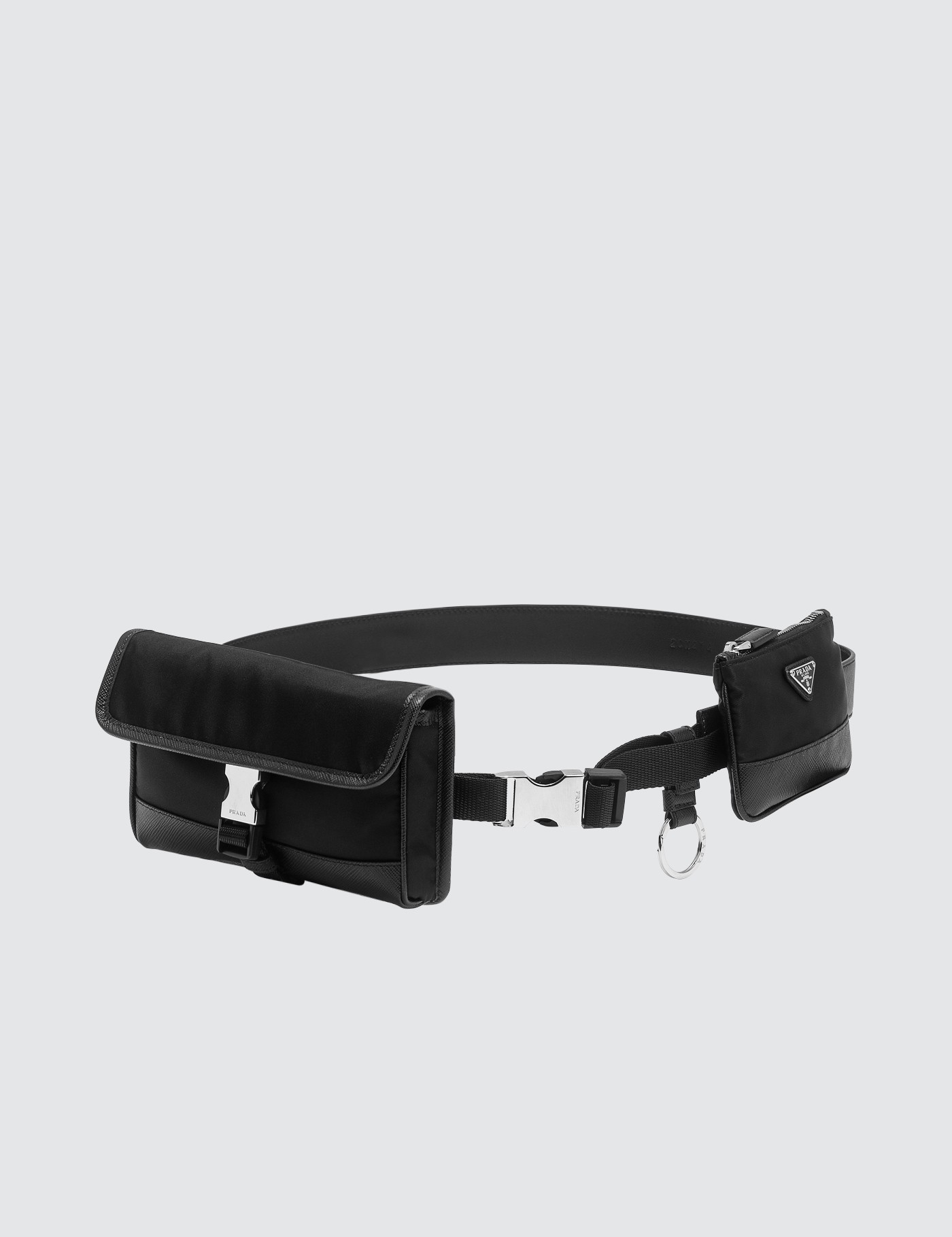 4f0035263 Buy Original Prada Saffiano Belt with pouches at Indonesia | BOBOBOBO