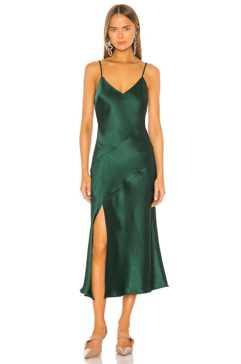 Bec & Bridge Gabrielle V Dress