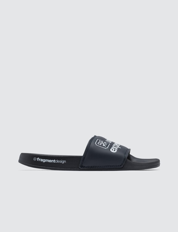 uniform experiment Fragment Design ×  Shower Slides