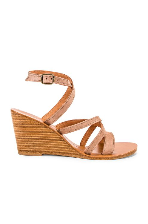 K. Jacques Chloe Wedge