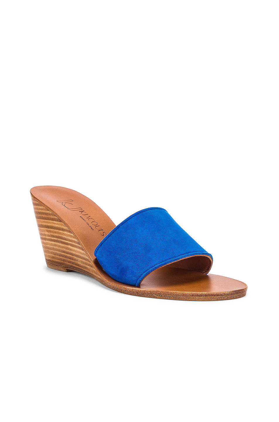 K Jacques Bianca Wedge