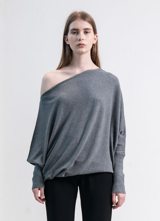 Clemence Arra Top - Gray